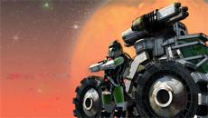Марсианский танк