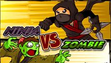 Зомби против Ниндзя
