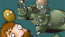 Битва с зомби