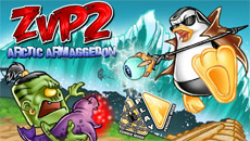 Пингвины против зомби 2