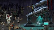Космический спецназ против зомби
