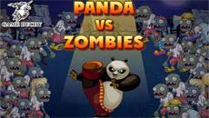 Кунг Фу Панда против зомби