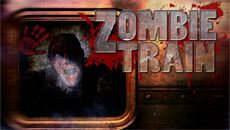 Зомби атакуют поезд