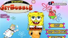 Спанч Боб: Jet Bubble