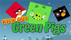 Выгони зеленых свиней