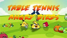Пин-понг с Angry Birds
