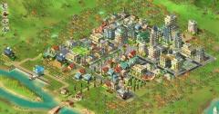 Процветающий город