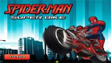 Спайдермен: Супер байк
