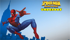 Человек паук: Воровство белья
