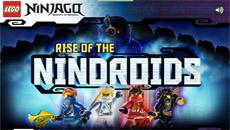 Ниндзя Го: Восстание ниндродов