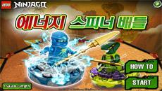 Лего Ниндзя Го: Поединок
