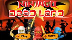 NinjaGo: Опасный остров
