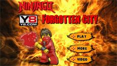 Лего Нинзяго: Город призрак