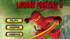 Нинзяго: Легендарный боец 2