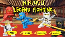 Lego NinjaGo: Легендарный боец