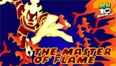 Бен тен: Повелитель огня