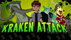 Бен10: Атака Кракена