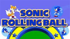 Sonic Rollingball