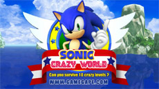 Sonic: Сумасшедший мир