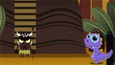 Дракон Хопи 2: Выйти из комнаты