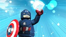 Lego: Капитан Америка