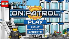 Лего сити: Полиция