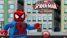 Лего: Человек Паук