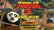 Кунфу панда: Безумный водитель