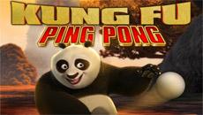 Пин-понг с Кунфу пандой
