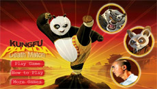 Кунфу Панда: Смертельная битва