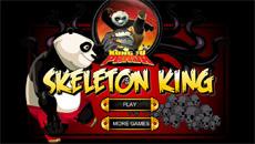 Кунфу Панда: Король скелетов
