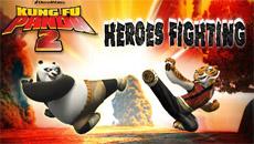Кунг фу Панда 2: Битвы героев