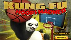 Баскетбол с пандой По