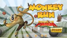 Кунг фу Панда: Monkey run