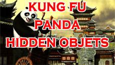 Кунфу Панда: Поиск предметов