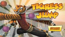 Кунг фу Панда: Прыжок тигрицы