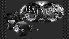 Батман: Гонки по крышам