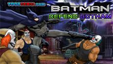 Бетман: Защитник Готэма