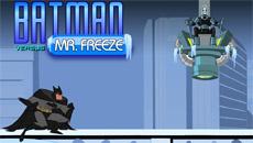 Бэтмен против мистера Фриза