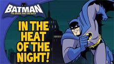Бетман: Жар ночи
