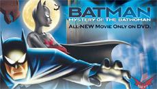 Бэтмен: Тайна Бэтвумен