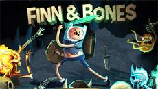 Фин против Скелетов