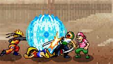 Наруто: Анимэшные битвы 3