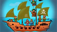Крутые пираты