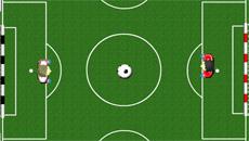 Футбол: 2 на 2