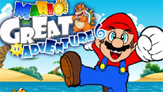 Приключения Марио 6