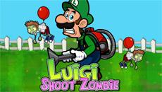 Марио: Луиджи против Зомби