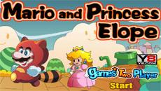 Марио и принцесса Илопа