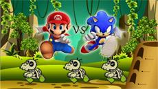 Марио и Соник: Убийцы зомби