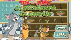 Том и Джерри: Уборка в классе